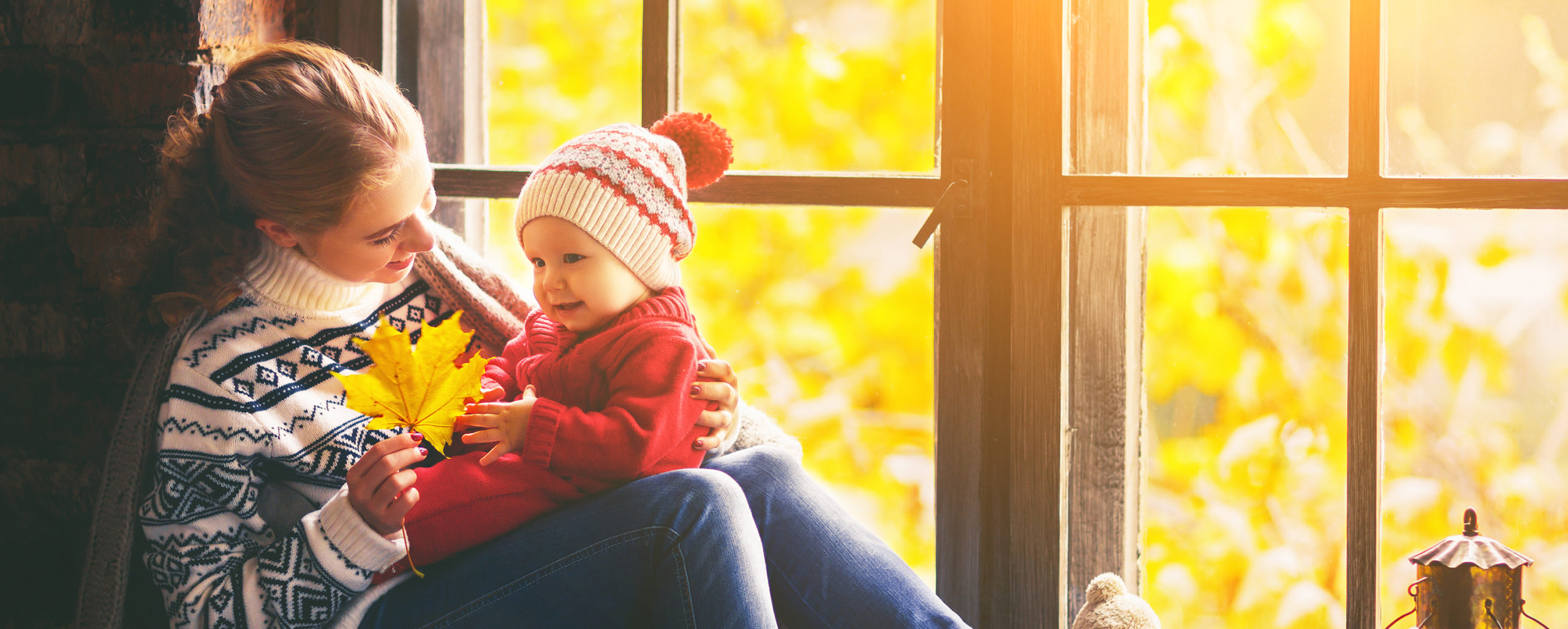 Cuidados de limpeza com a casa no outono