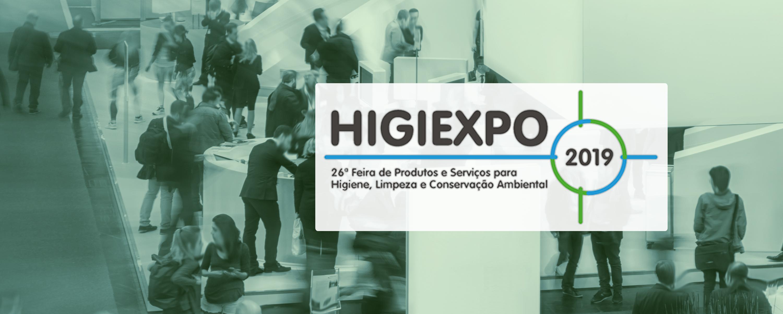 Higiexpo 2019 – Venha nos encontrar!