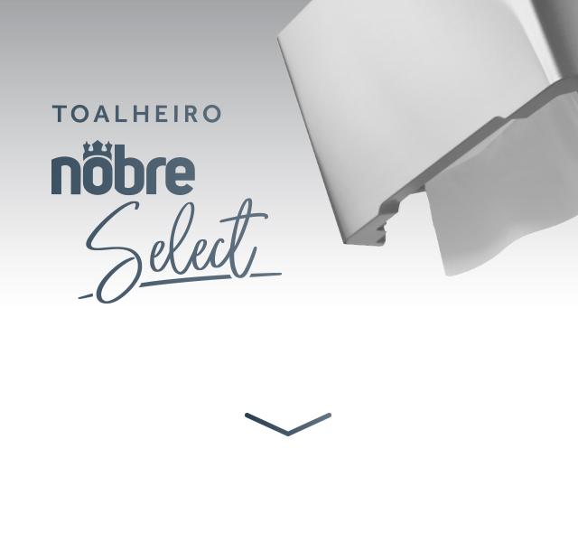 Banner topo mobile - Toalheiro Nobre Select
