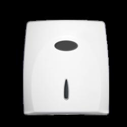 Dispenser Papel Toalha Goedert - BRANCO/CINZA