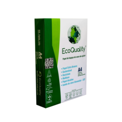Papel A-4 Extra Branco Ecoquality