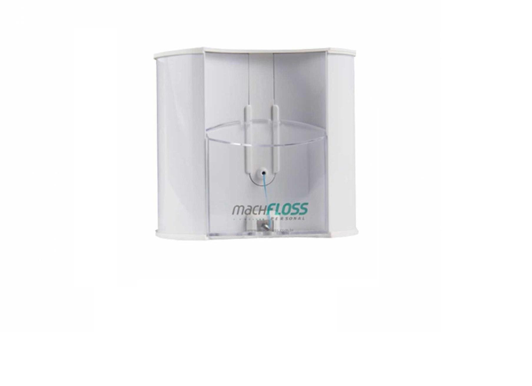 1b3a6c9d4 Dispenser para fio dental MACHFLOSS PERSONAL - Goedert